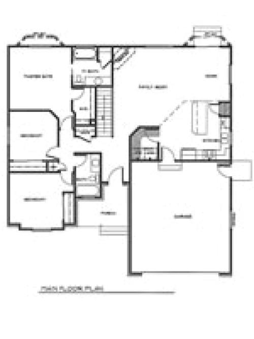 hallmark homes floor plans