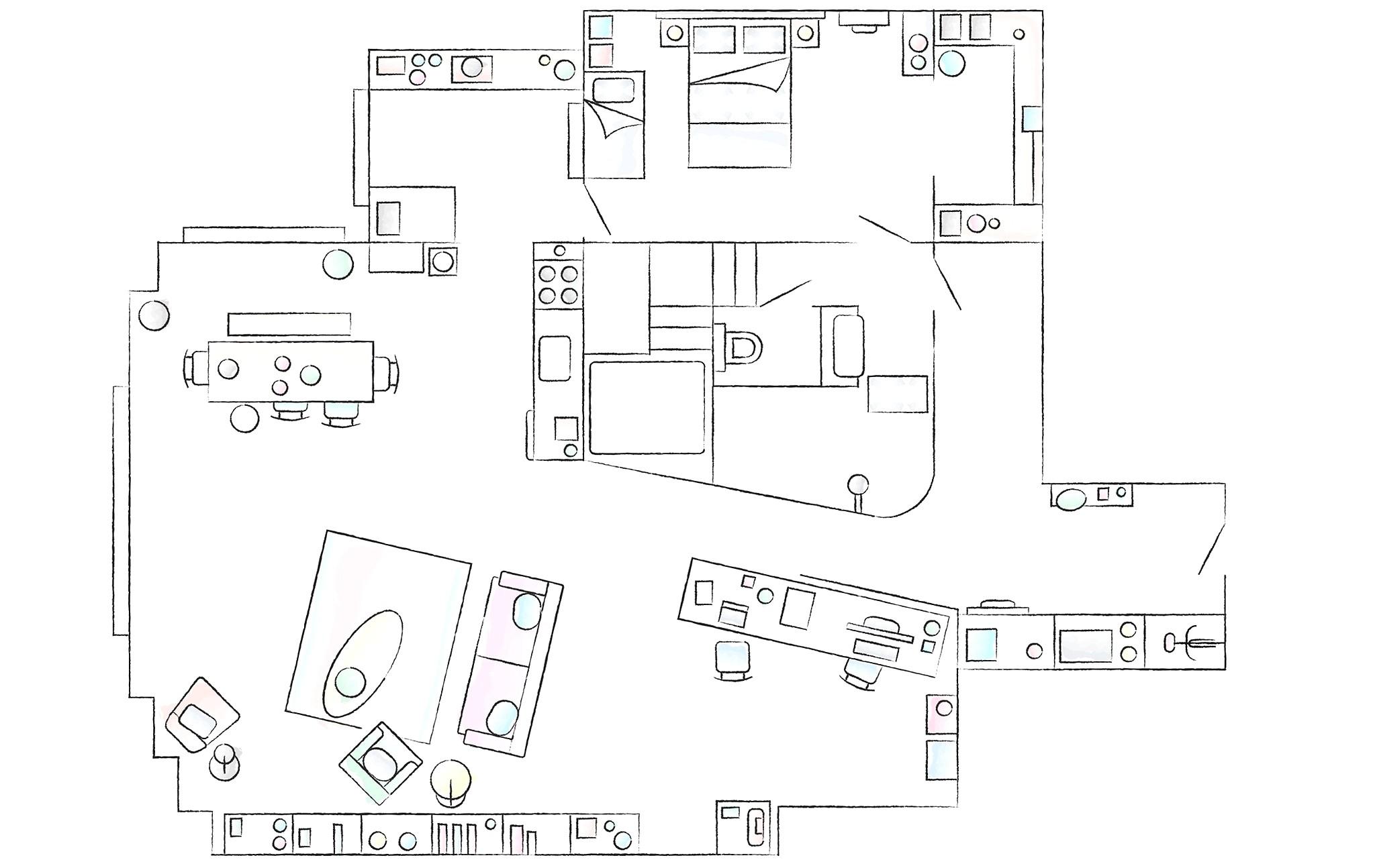hallmark mobile home floor plans