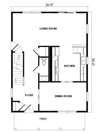 Hallmark Mobile Home Floor Plans Floor Plan Detail Hallmark Modular Homes