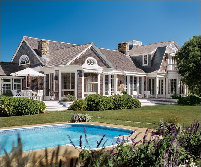 hamptons shingle style homes