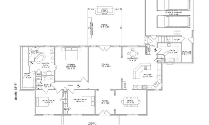 the 12 best floor plans for handicap accessible homes