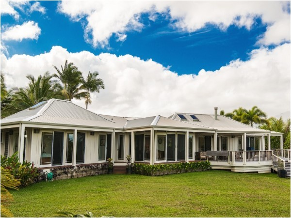 hawaiian ranch bungalow style home plans