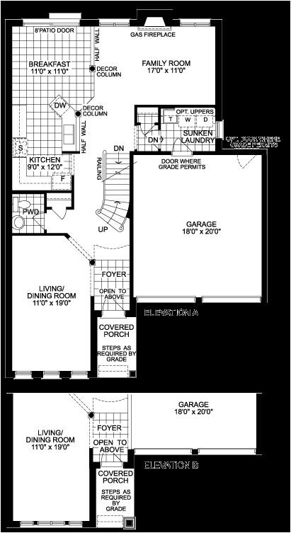 heathwood homes floor plans