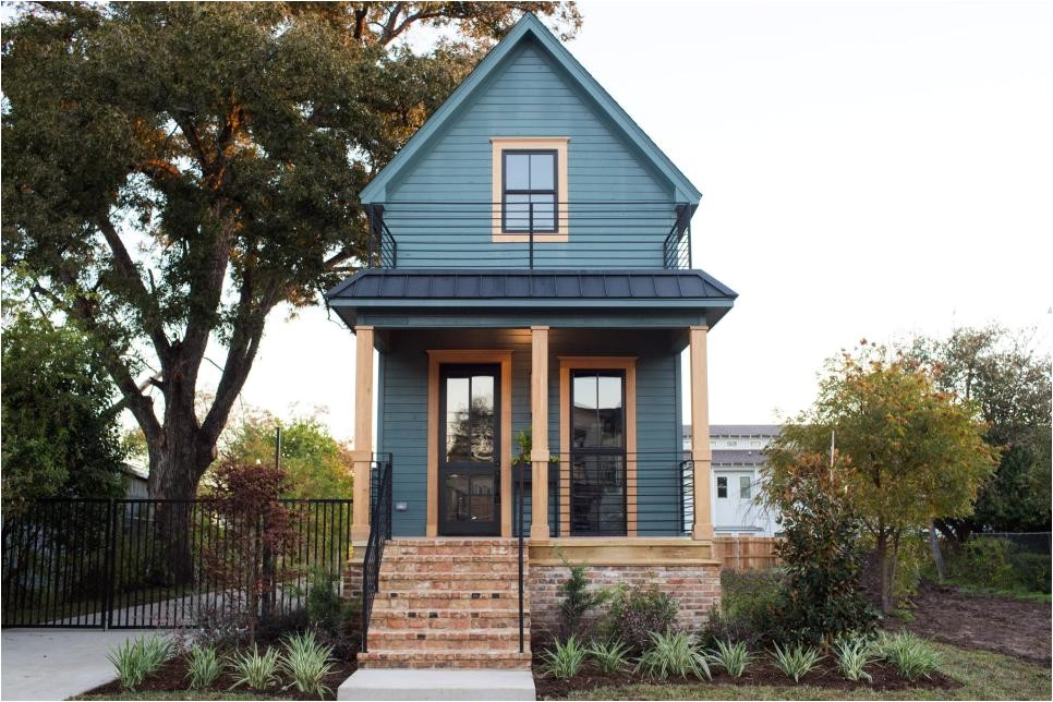 fixer upper takes on a vintage tiny house pictures