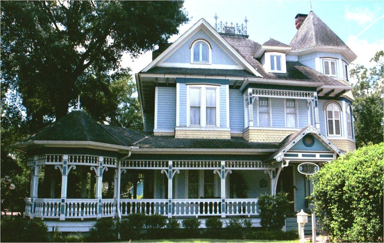 victorian house wrap around porch style