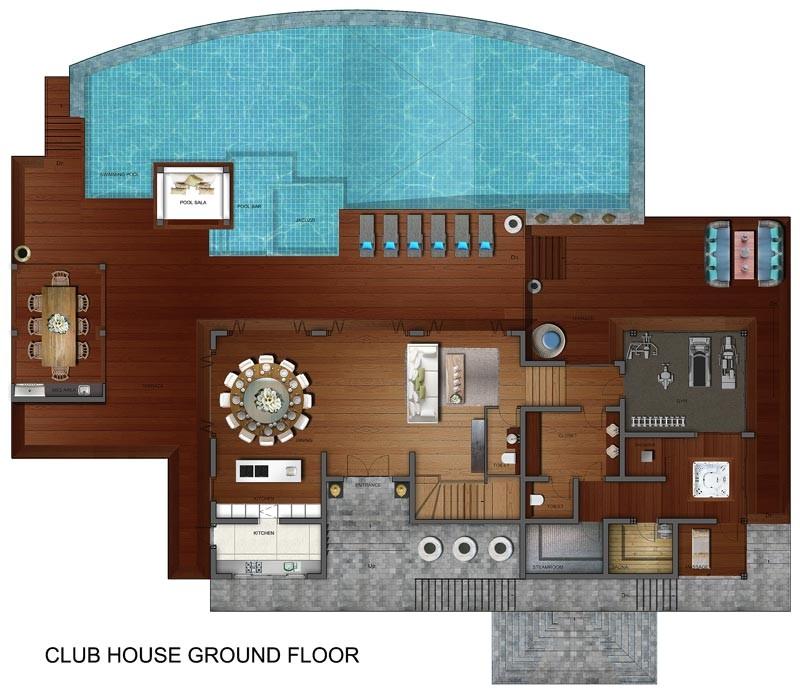 Holiday Homes Plans Samui Holiday Homes Villa Riva Floor Plans Koh Samui