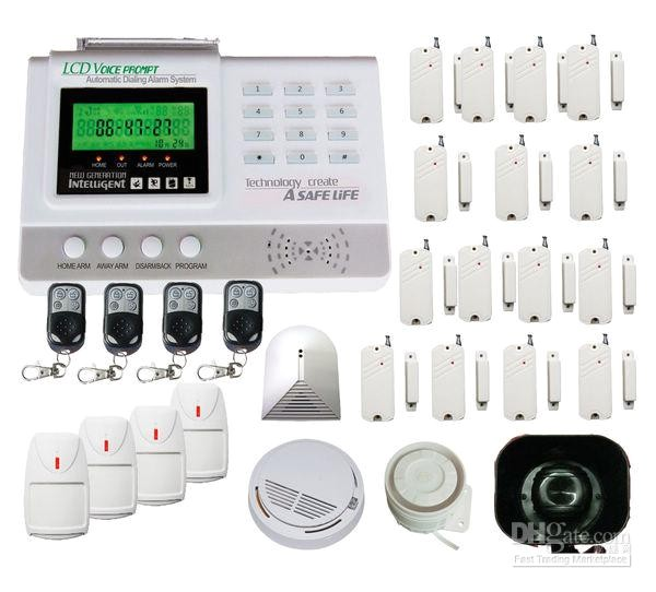 Home and Auto Security Plan Nice Home and Auto Security Plan 6 Wireless Home Security