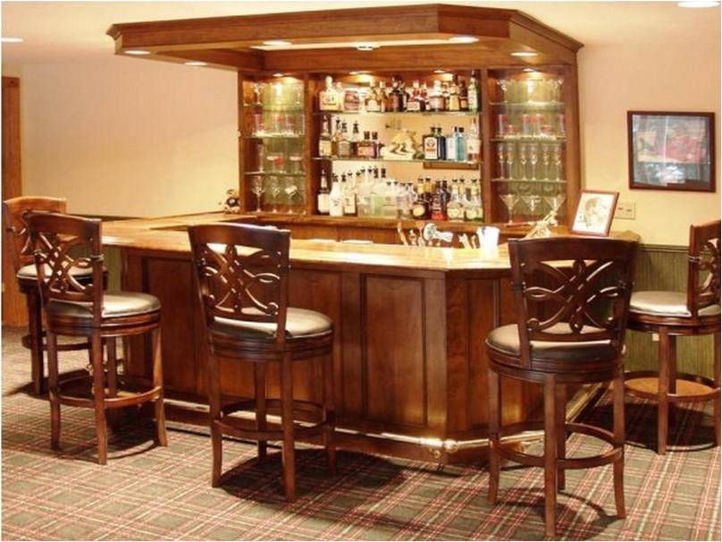 home bar kits and plans