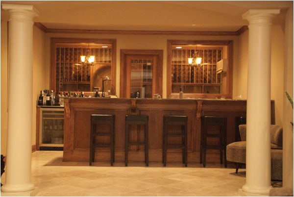 home bar plans online basic bar models