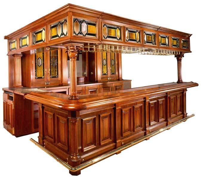 wood bar plans pdf