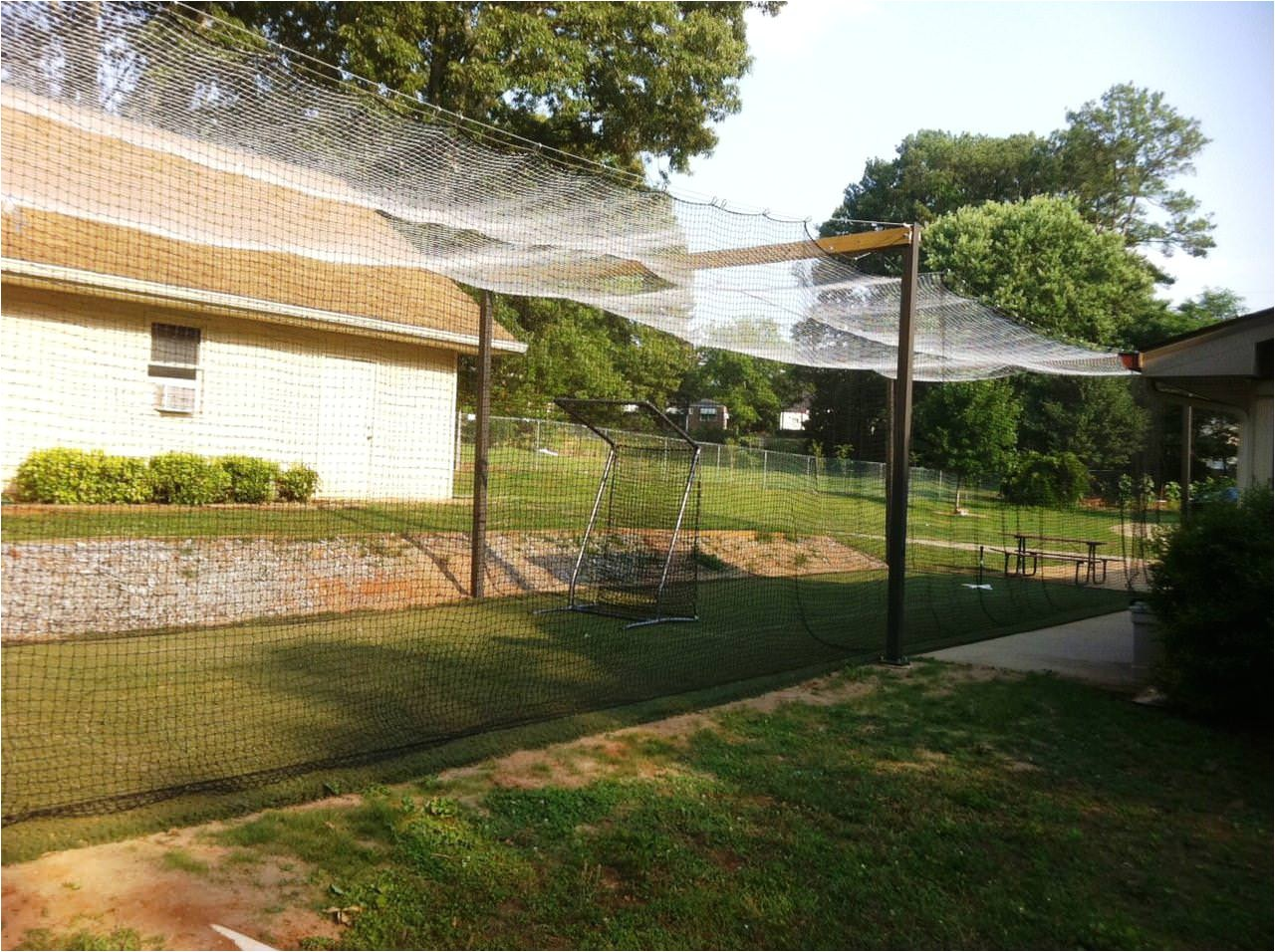 backyard nets