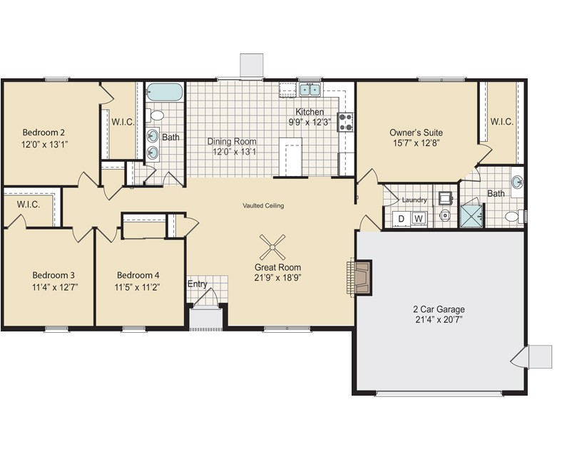 tk homes floor plans