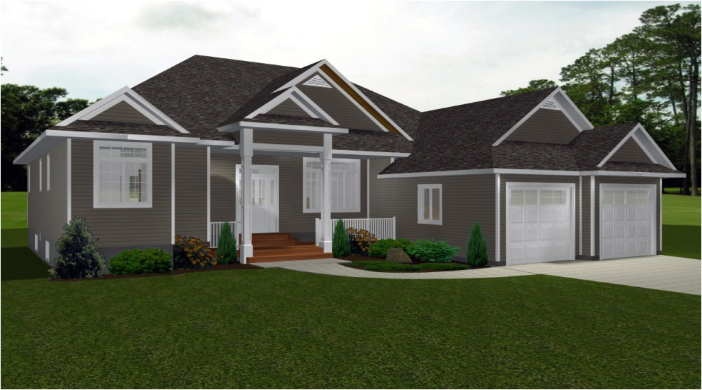bungalows plus ft by e designs canada house design canada home design