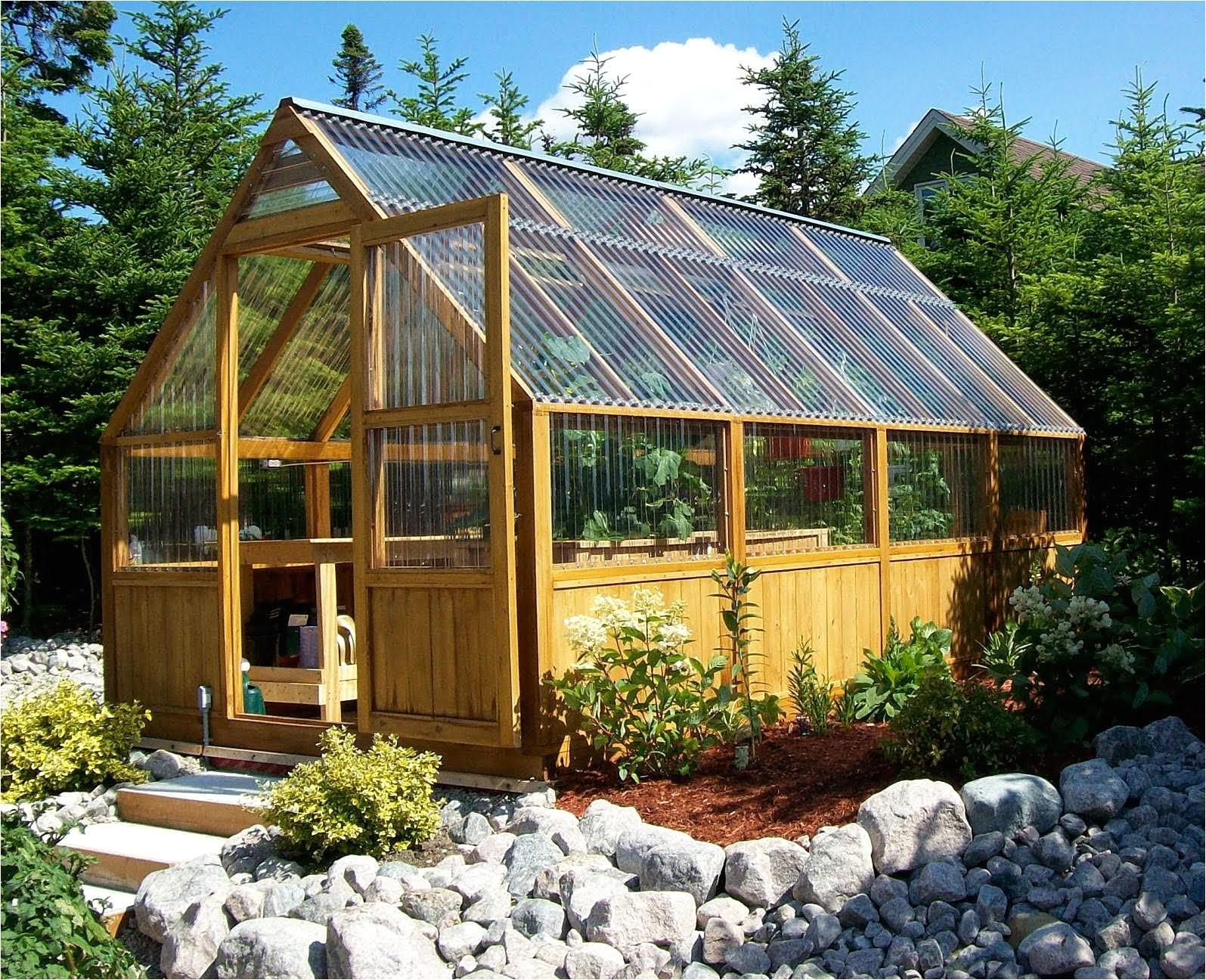 13 great diy greenhouse ideas