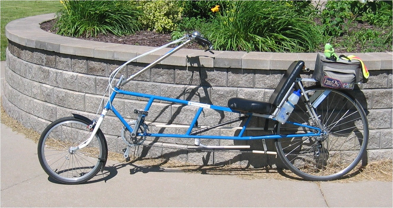 home built recumbent trike plans new my homebuilt bike projects