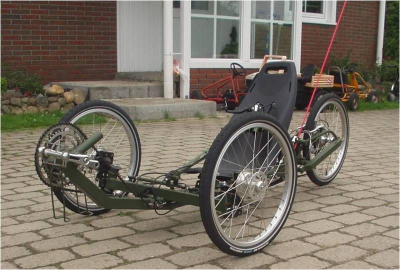 homemade trike plans