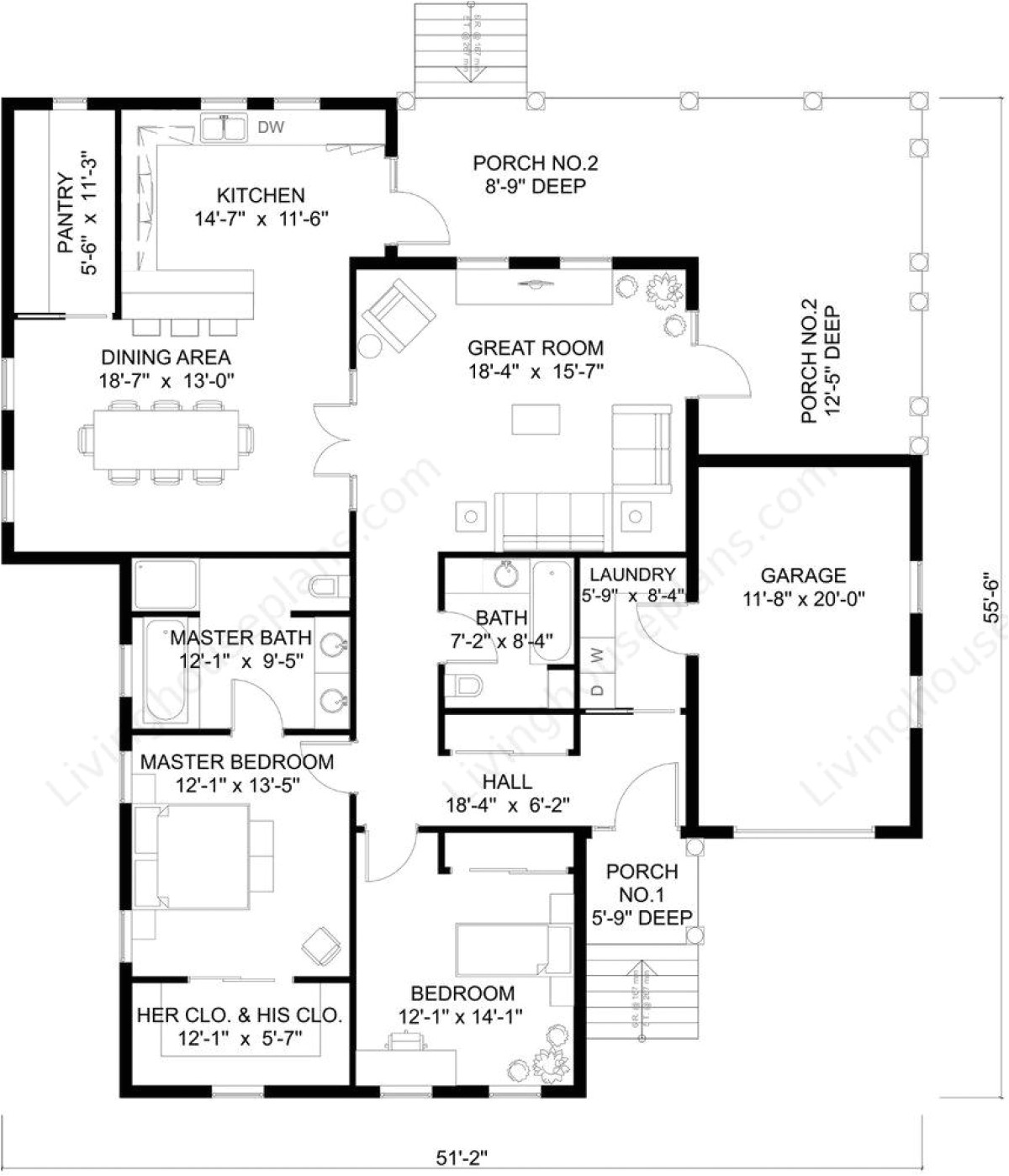 plans for building a home