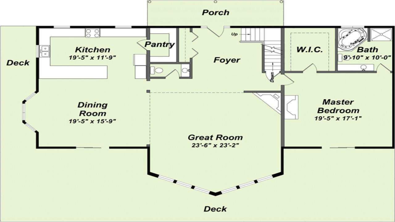 4ae9212a2e610f85 ranch floor plans log homes log home floor plans mountain creations log homes treasure lake