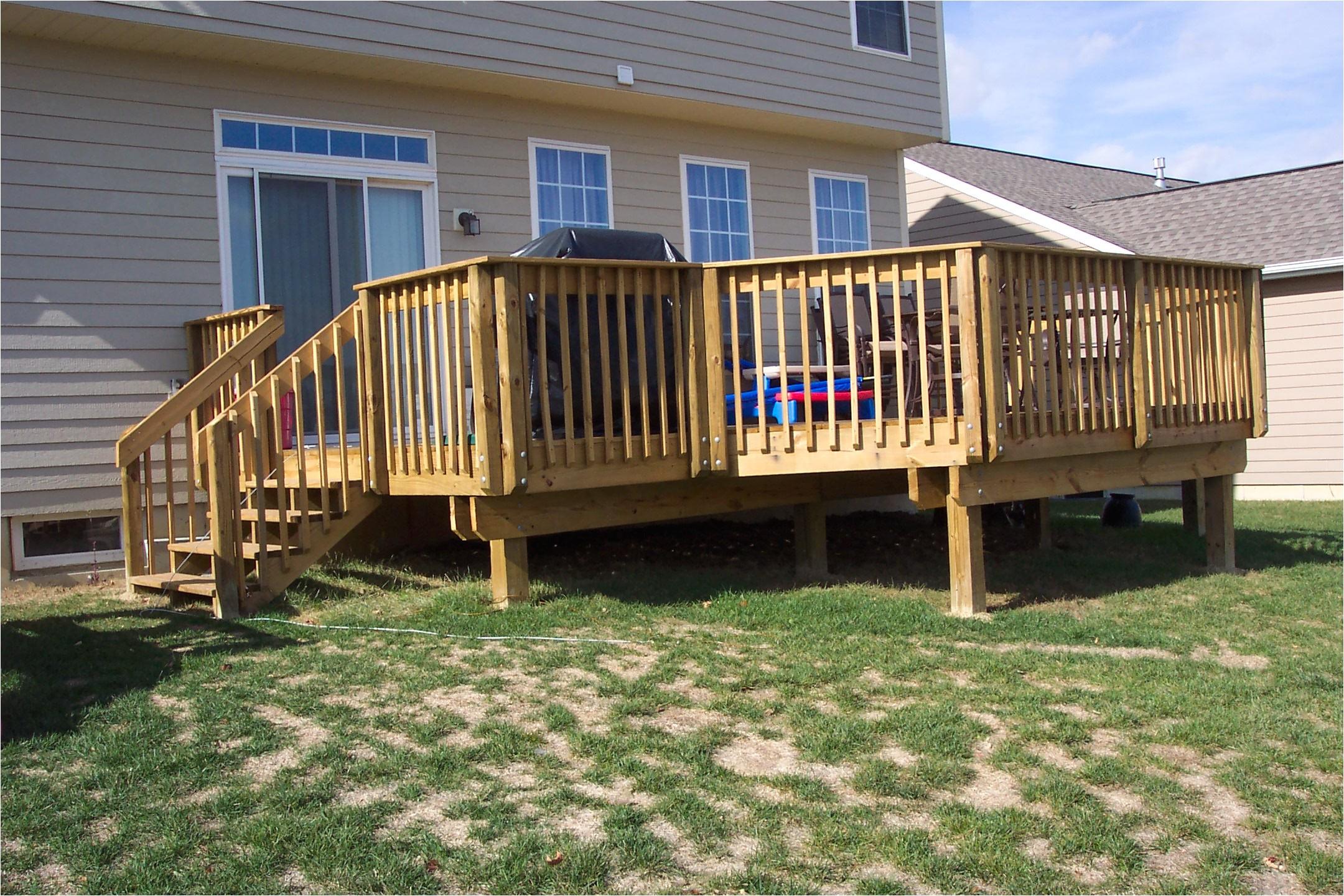 home deck designs