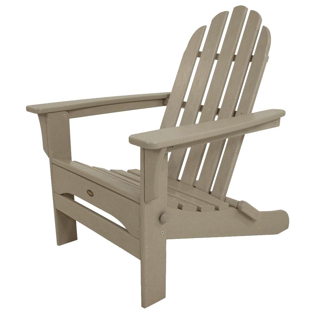 plastic adirondack chairs home depot for simple outdoor chair design