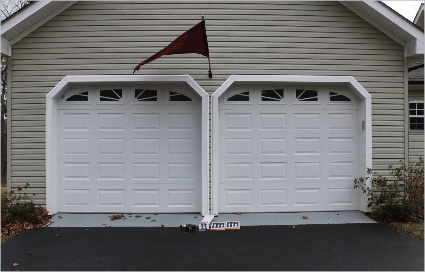home depot garage door