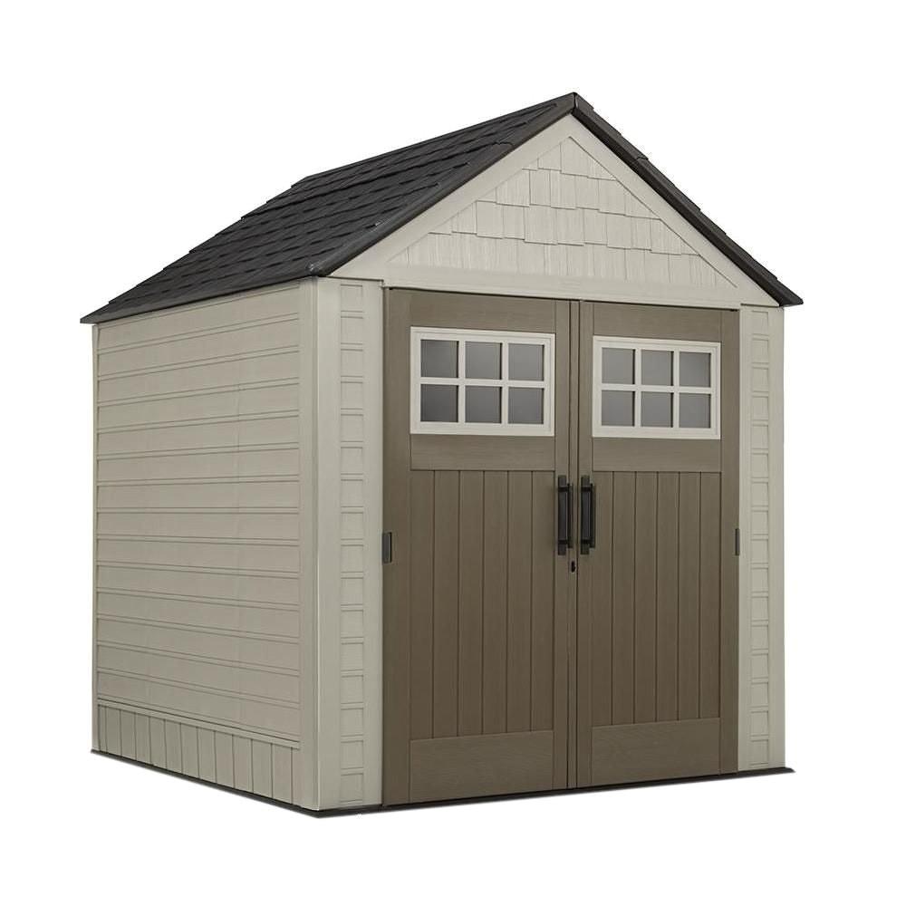 home depot storage shed plans