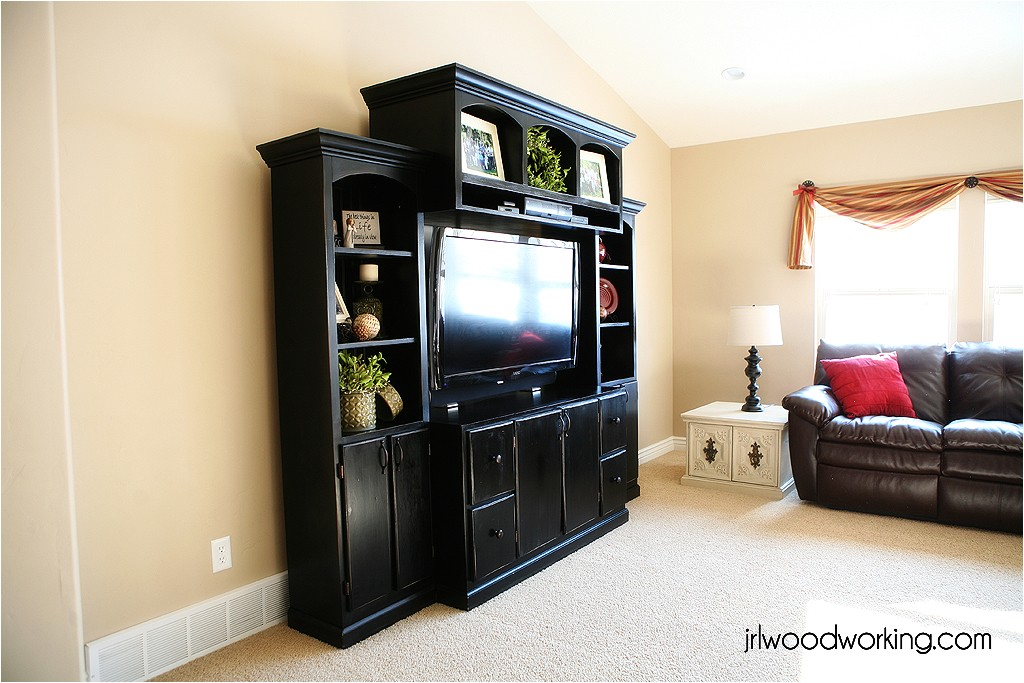 furniture plans custom entertainment