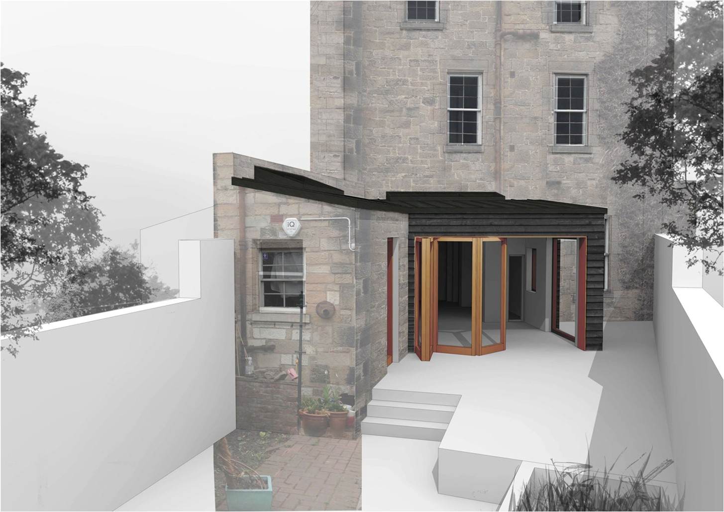 home extension planning permission best of extension built without planning permission has put home into