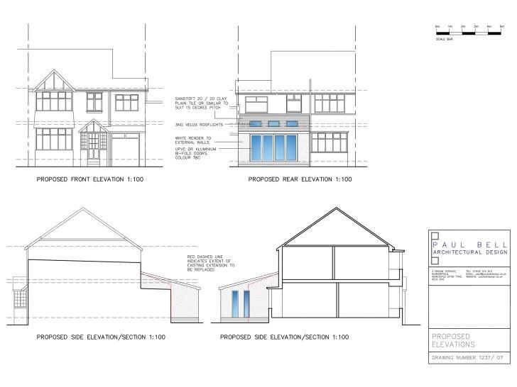 house extension planning permission unique
