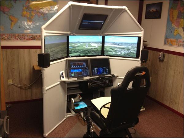 diy cockpit 4h