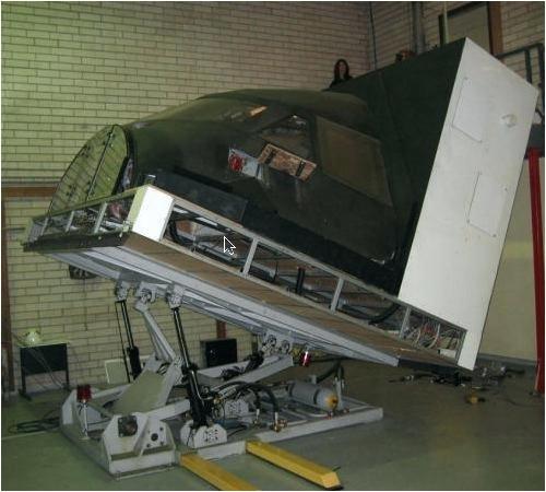 home flight simulator plans