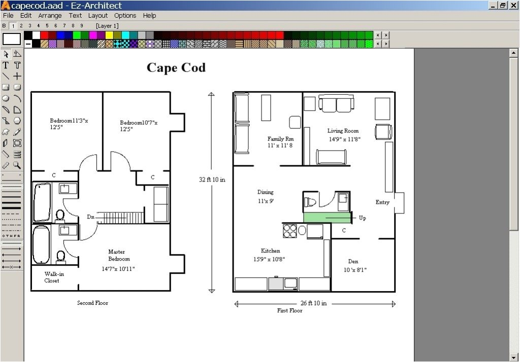Home Floor Plan Program Home Floor Plan software Free Download Lovely Floor Plan