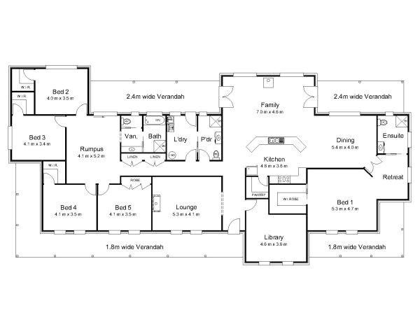 country home floor plans australia unique 28 floor plans australian homes australian houses 4 bedroom