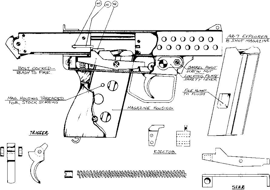 mini machine pistol