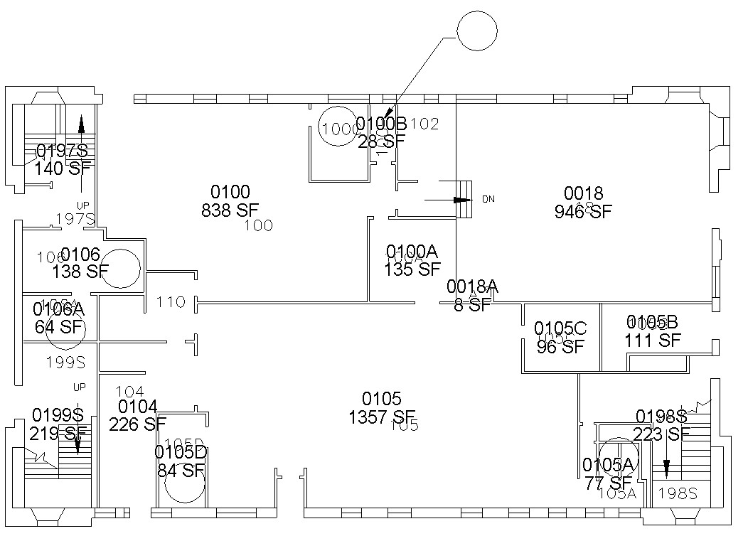 floor plans of norman hall college of education university of