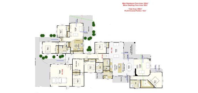 ascot home income design