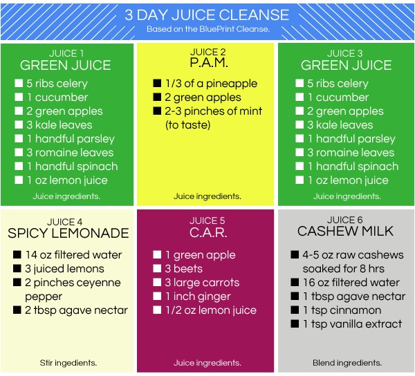 Home Juice Cleanse Plan Not Feeling A Pricey Juice Cleanse Try A Homemade One
