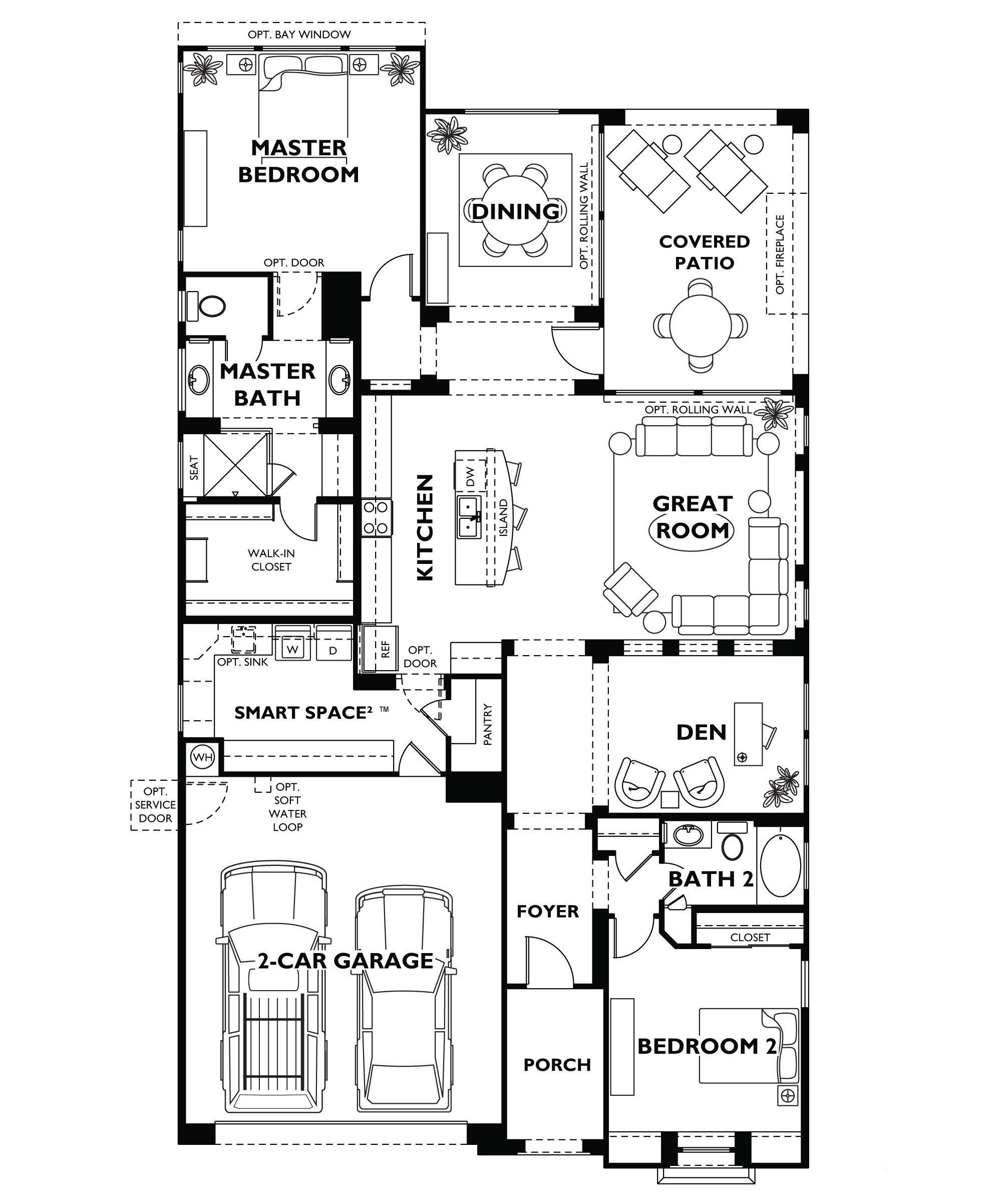 Home Model Plans Trilogy at Vistancia Nice Floor Plan Model Home Shea