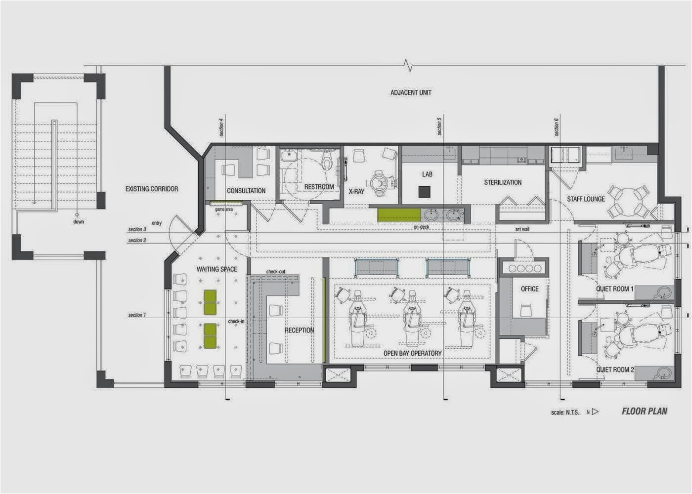 office layouts for small offices