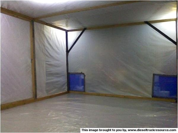 awesome home paint booth 2 homemade paint spray booth