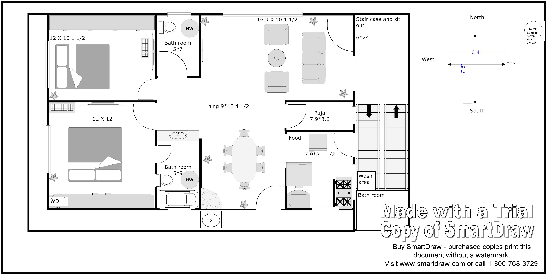 home plan according to vastu