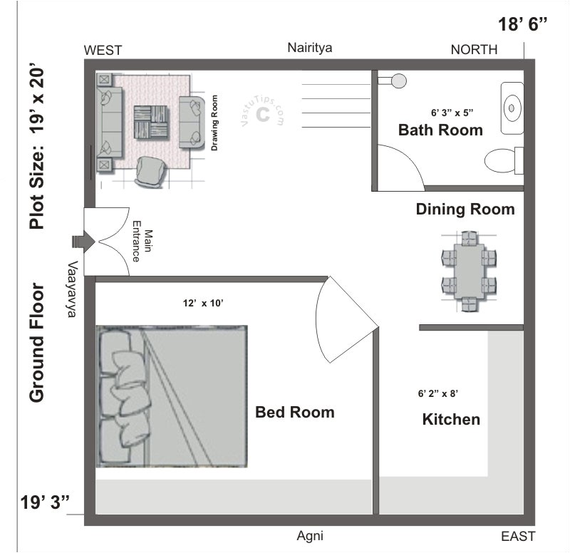 free house plans as per vastu shastra