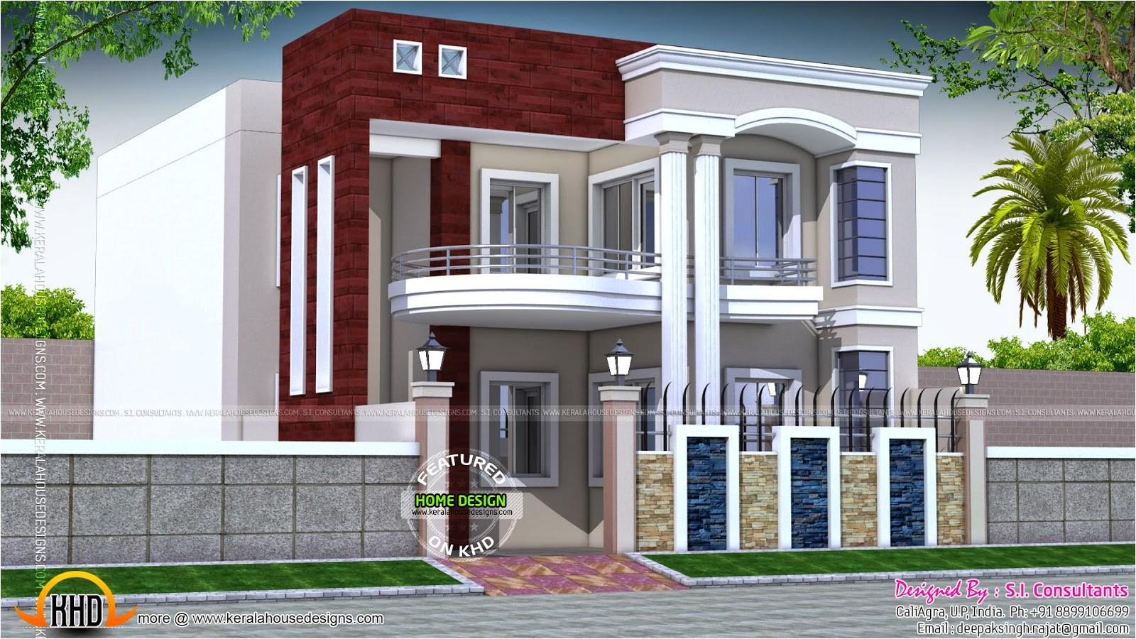 house design in north india