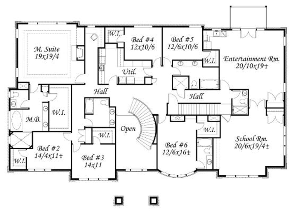 house plan drawing valine