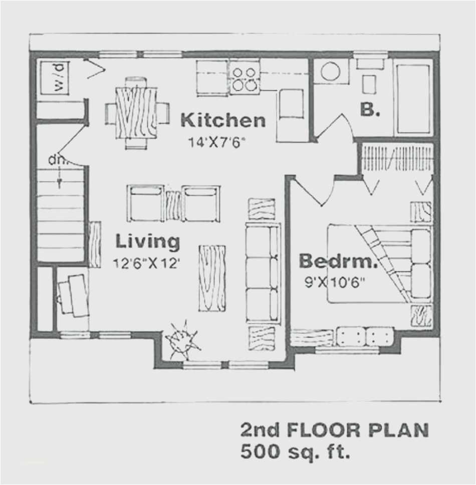 300 sq ft studio apartment floor plan