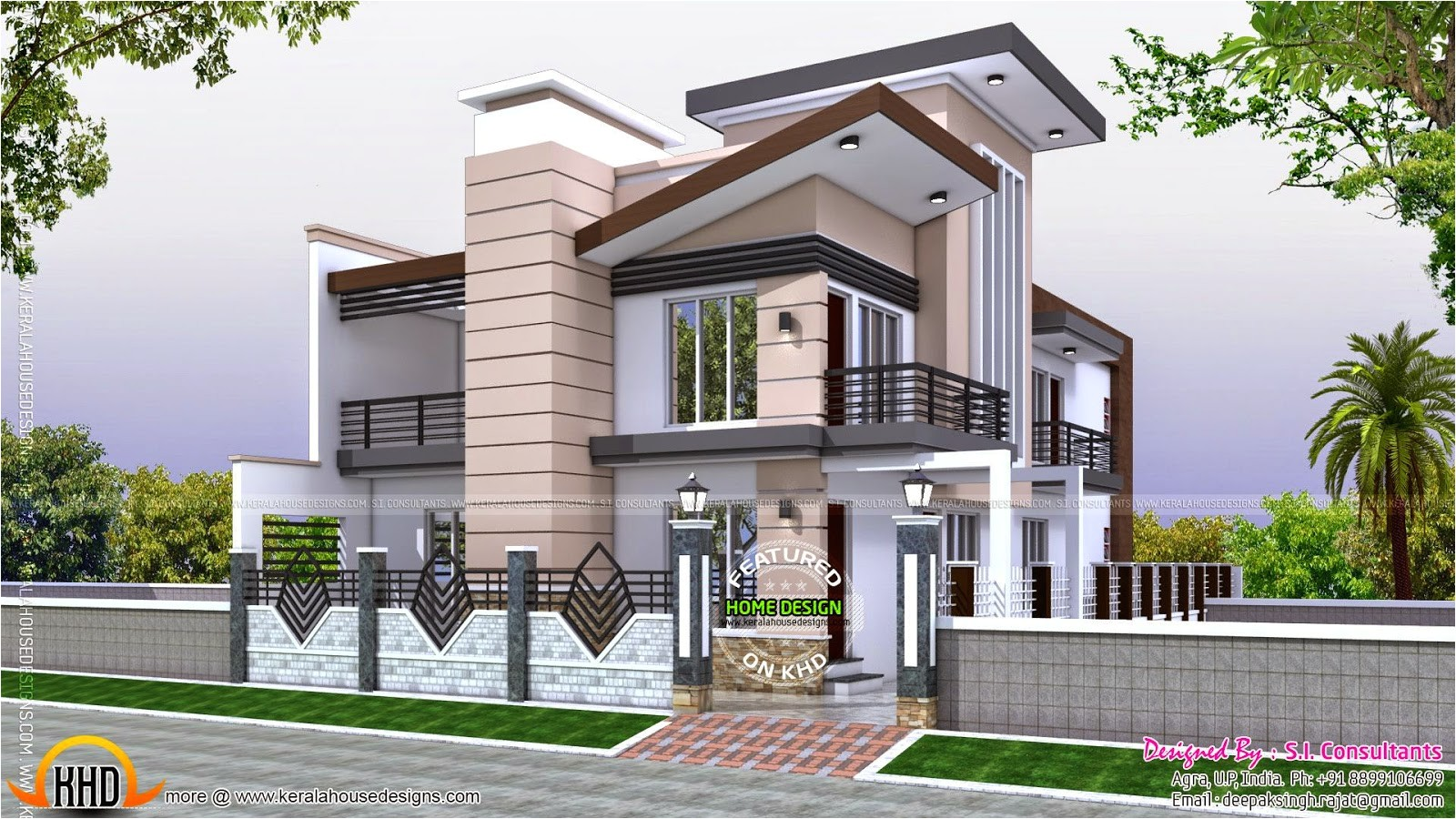 indian home modern style