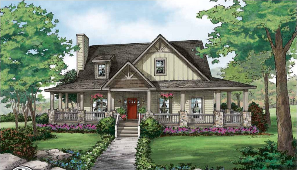 house plans for the farm series wrap around porch