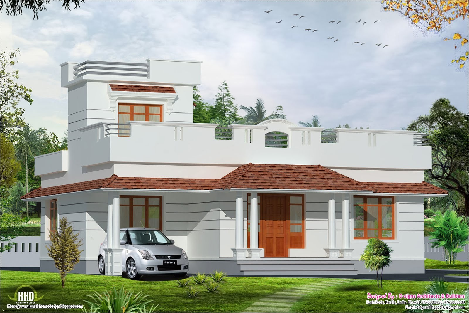 kerala home design and floor plans collection house front 2017 low budget picture