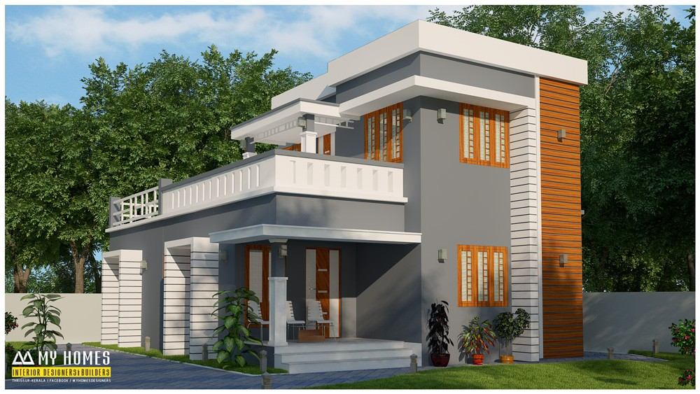 low budget house plans in kerala