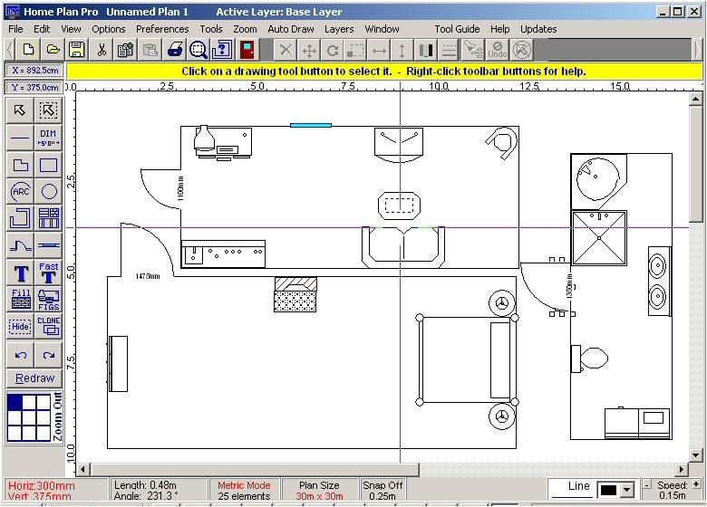 home plan pro 52261 portable m 1